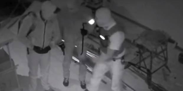 Home invasion à Anderlecht: reconnaissez-vous ces 3 individus? (PHOTOS + VIDEO) - La DH