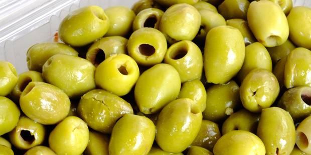 Une tonne de cannabis dans des conserves d'olives - La DH
