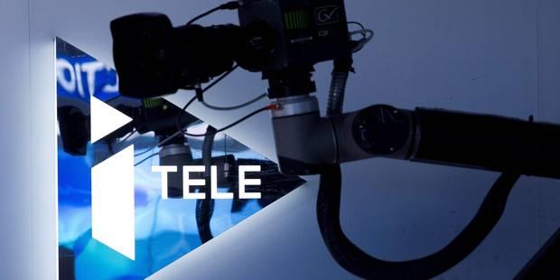 Fin de la grève votée à iTELE, plus de 30 journalistes quittent la chaîne - La DH