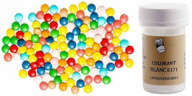 Attention à ces colorants dangereux dans votre alimentation! - La DH