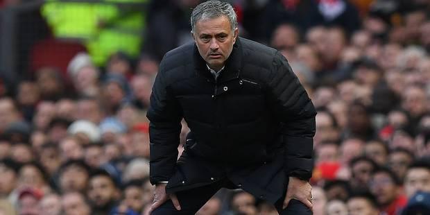 """Mourinho: """"Nous sommes l'équipe la moins chanceuse d'Angleterre"""""""