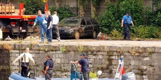 Herstal : Un corps sans vie repêché dans la Meuse - La DH