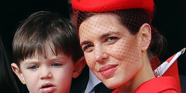 Première sortie publique pour Raphaël, fils de Charlotte Casiraghi et Gad Elmaleh - La DH