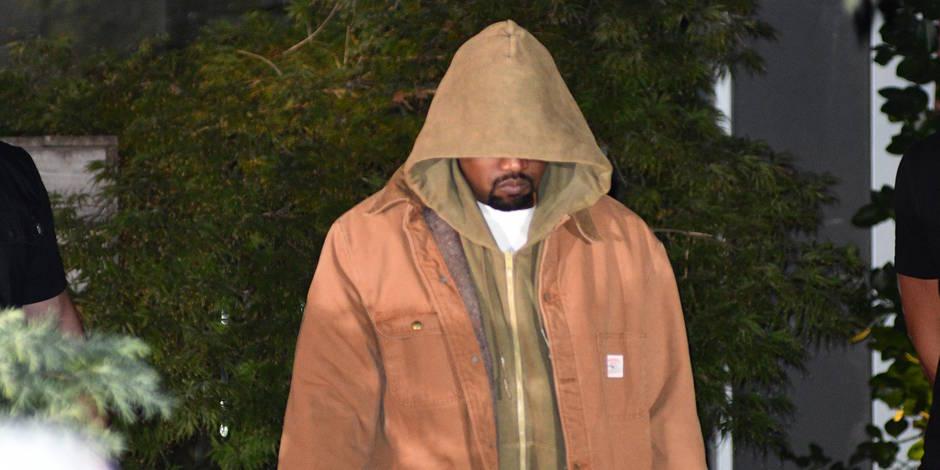 """Kanye West hospitalisé en """"urgence"""" après l'annulation de sa tournée"""