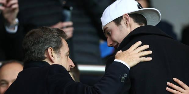 Après Carla, Louis Sarkozy rend un hommage ému à son père - La DH