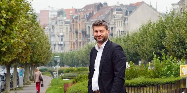 Schaerbeek: Une promenade piétonne sur l'avenue Louis Bertrand - La DH