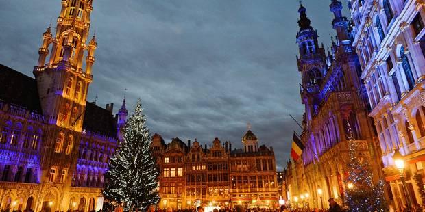 Les marchés de Noël de Bruxelles sont de retour