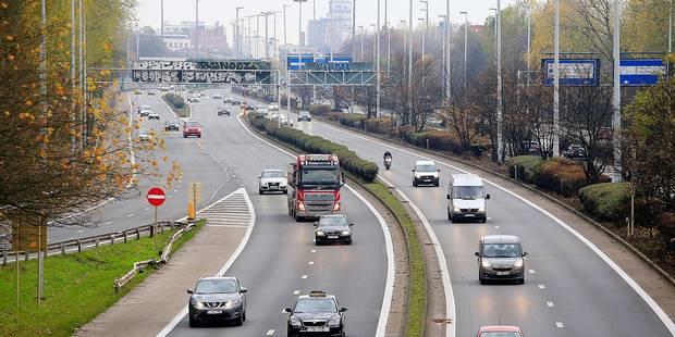 L'entrée en ville de la E40 passera bien à 6 bandes - La DH