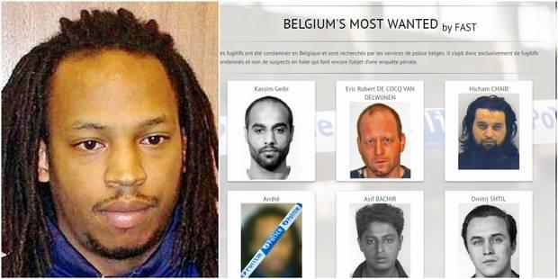 Un 'Most Wanted' belge arrêté aux Pays-Bas - La DH
