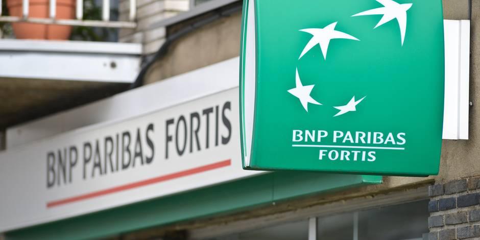 Voici la liste définitive des agences BNP Paribas Fortis qui fermeront en 2017