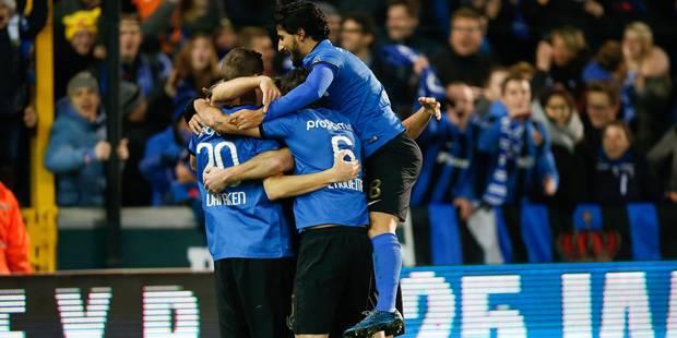 Bruges étrille Malines (6-1) et se hisse à la deuxième place - La DH