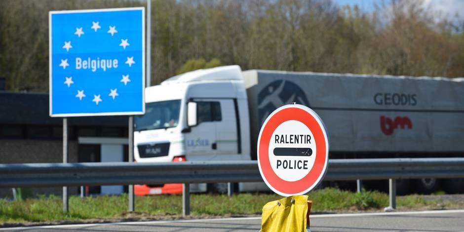 Combien de Belges passent la frontière chaque jour pour travailler?