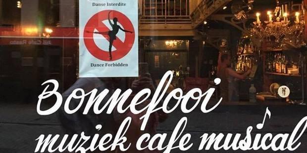Bruxelles: Le Bonnefooi ne déclarait pas ses parties de danse - La DH