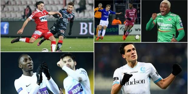 Coupe de Belgique: Genk, Zulte, Gand et Ostende qualifiés, Courtrai élimine Mouscron sur le fil