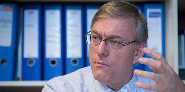 """Le MR dresse le bilan de la majorité: """"On a peur pour Bruxelles"""" - La DH"""