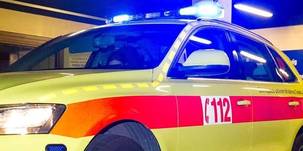 Un automobiliste tué après dans une collision avec un camion à Nivelles - La DH