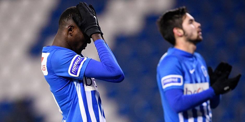 Genk surpris à domicile par Lokeren (1-2)