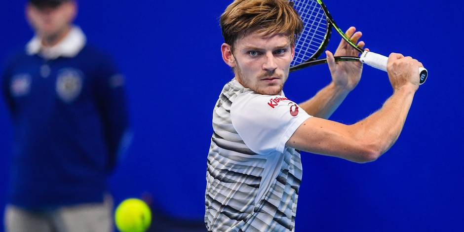 david goffin 5e meilleur relanceur en 2016. Black Bedroom Furniture Sets. Home Design Ideas