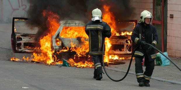 Chaudfontaine : il périt dans l'incendie de son mobilhome - La DH
