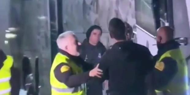 Quand Cristiano Ronaldo débarrasse un fan de la sécurité - La DH