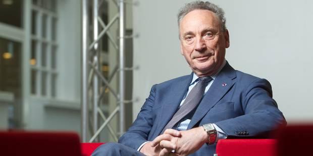 """Francis Delpérée préside la commission d'enquête parlementaire """"Kazakhgate"""" - La DH"""