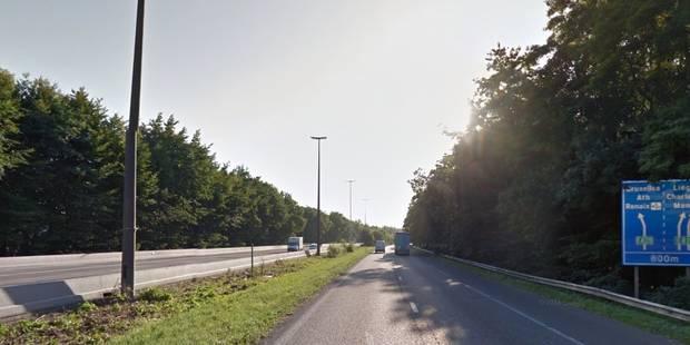 Un conducteur fantôme fait 2 blessés graves sur l'A8 à Tournai - La DH