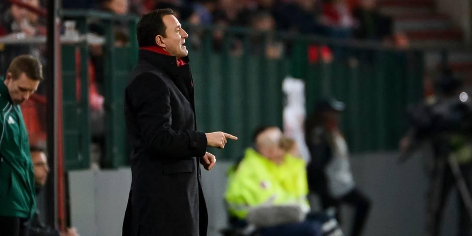 """Jankovic: """"L'élimination en Coupe d'Europe augmente la pression en championnat"""""""