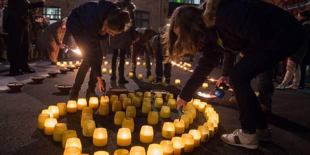 """Six """"Villes Lumières"""" en soutien à Amnesty International - La DH"""