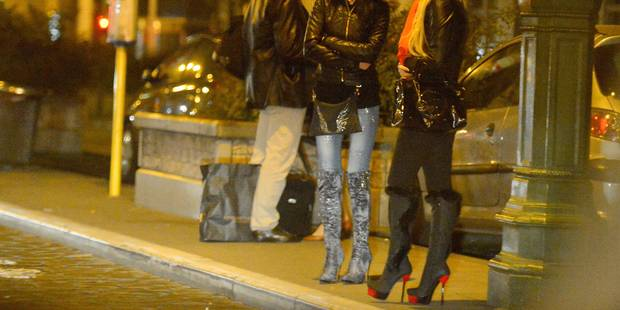 Prostitution: La ville de Bruxelles ne peut plus taxer le racolage - La DH