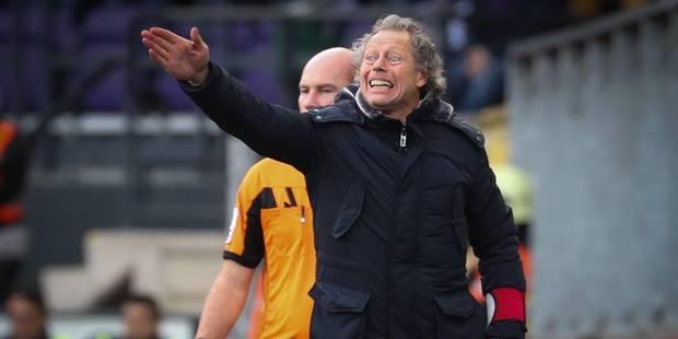 Michel Preud'homme élu meilleur entraîneur belge de l'année 2016 (VIDEOS) - La DH