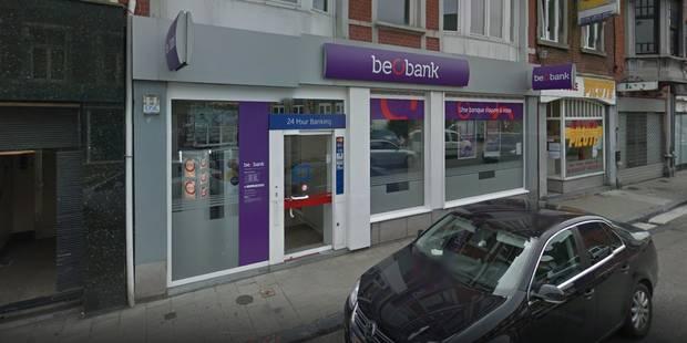 Une banque braquée à Jemeppe-sur-Meuse - La DH