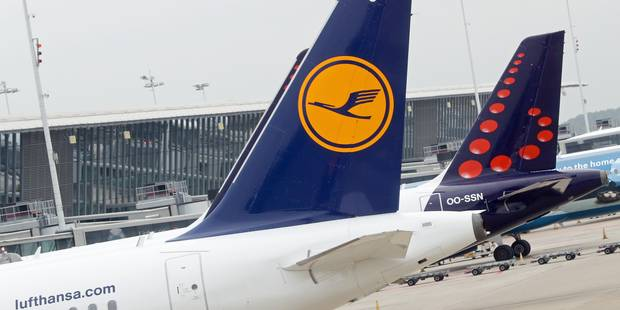 """Reprise de Brussels Airlines par Lufthansa: """"La compagnie belge perdante sur tous les plans"""", selon un économiste - La D..."""