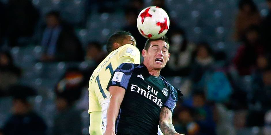James Rodriguez envisage de quitter le Real Madrid