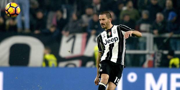 Leonardo Bonucci prolonge jusqu'en 2021 à la Juventus - La DH
