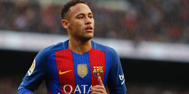 Transfert de Neymar: la justice valide l'accord entre le Barça et le fisc évitant un procès - La DH
