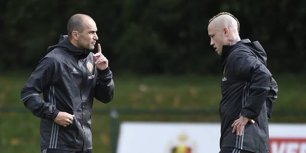 """Martinez: """"Radja est le bienvenu, mais il doit suivre les règles"""" - La DH"""