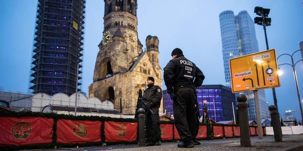 Attentat de Berlin: La chasse à l'homme se poursuit pour retrouver l'auteur de l'attentat