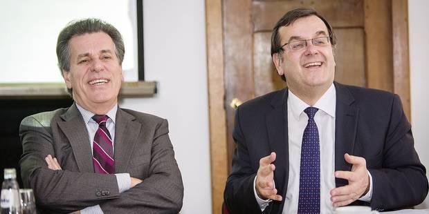 Budget liégeois: quand Michel Firket se lâche! - La DH