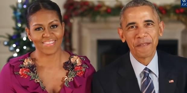 Voici le dernier message de Noël du président Obama (VIDEO) - La DH
