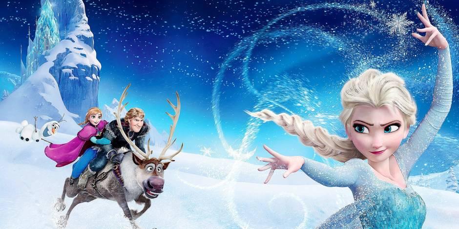 Les chiffres fous de la reine des neiges la dh - Chateau de la reine des neige ...