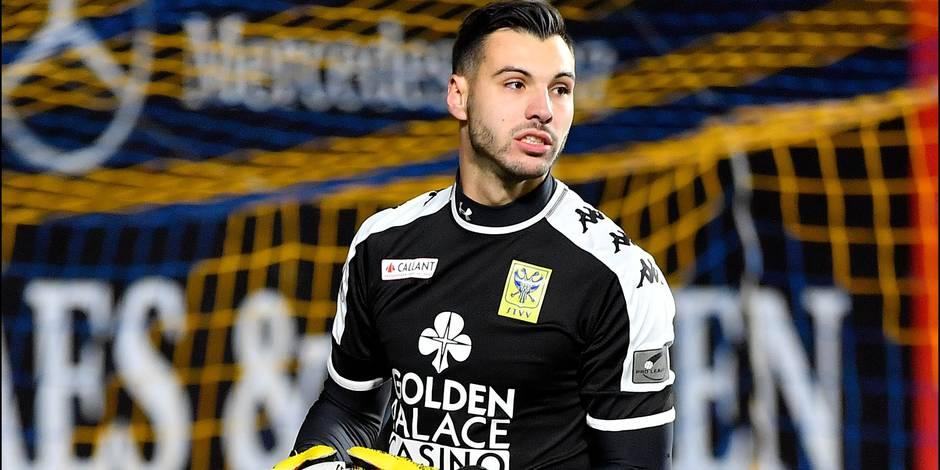 """Lucas Pirard retrouve le Standard: """"Guillaume Hubert, c'était Courtois et moi, Mignolet"""""""
