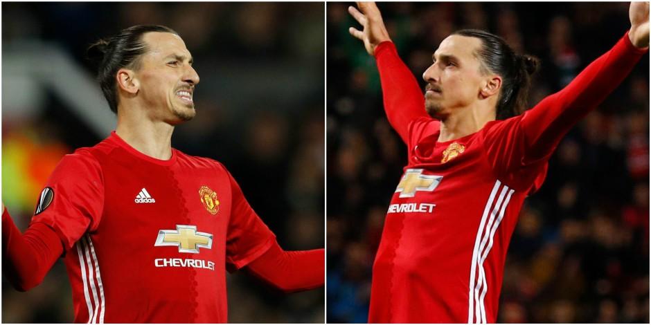 Le bilan des six premiers mois d'Ibra à ManU: un Zlatan a deux visages