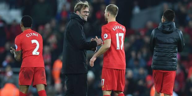Premier League: Liverpool écrase Stoke et garde le rythme - La DH