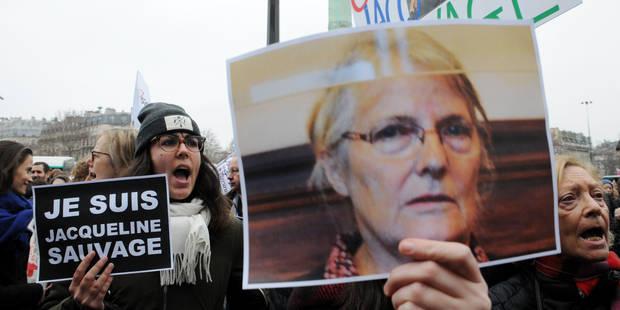 Jacqueline Sauvage, qui avait tué son mari violent, graciée par Hollande - La DH