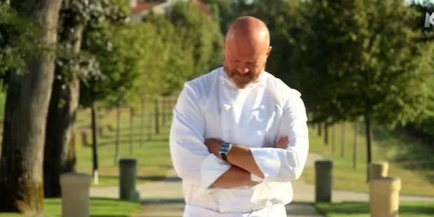 Objectif Top Chef: un candidat émeut le chef Etchebest (VIDEO) - La DH