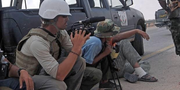 93 professionnels des médias tués en 2016 - La DH