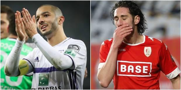 Hanni dans la sélection de Georges Leekens pour l'Algérie, pas Belfodil - La DH