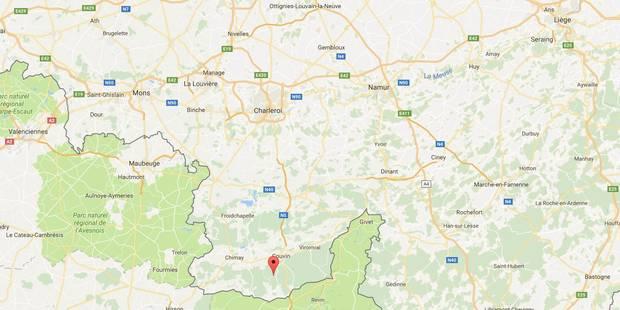 Un accident à Bruly-de-Pesche (Couvin) fait six blessés - La DH