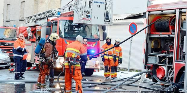 Les pompiers bruxellois demandent de nouvelles recrues