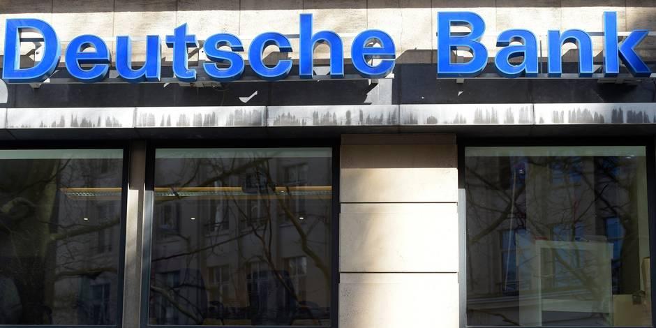 USA: Deutsche Bank va payer 95 millions de dollars pour fraude fiscale